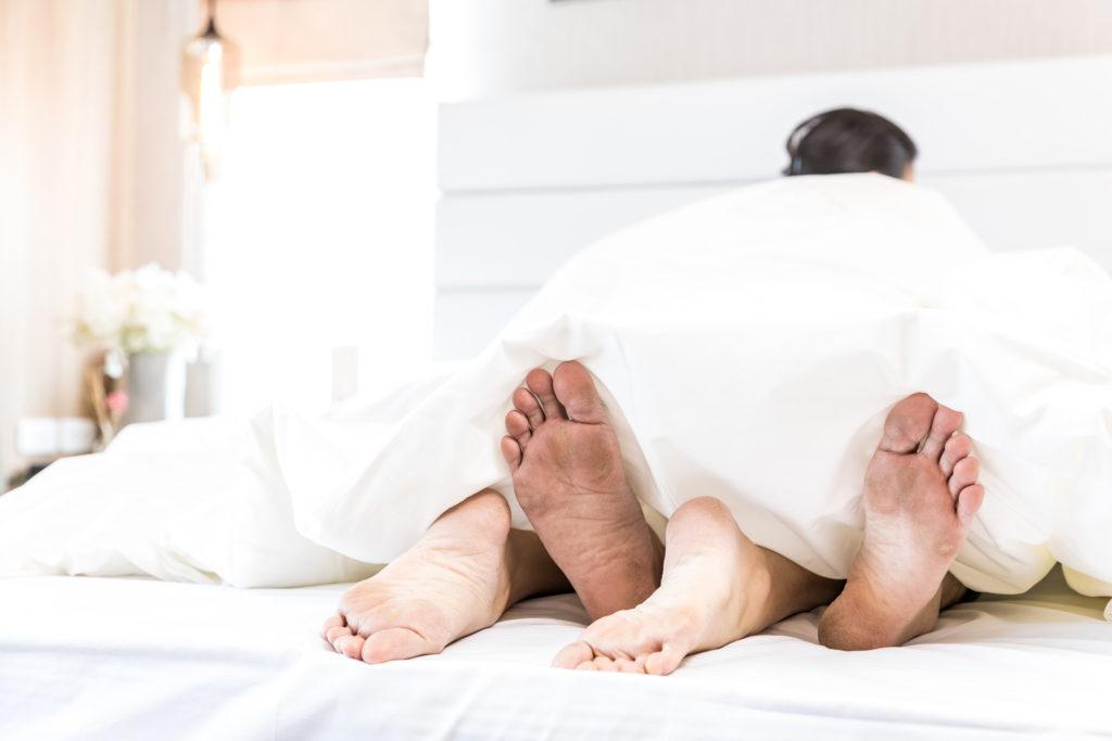 STI testing potential chlamydia couples image